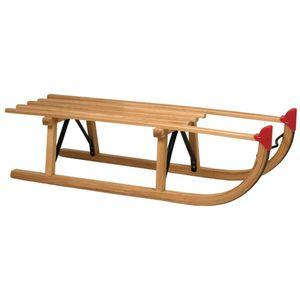 Nijdam Davoser Holzschlitten 80 cm 0273