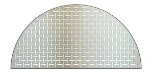 Kamado Joe Halbmondförmige Edelstahlauflage F&V für den Kamado Joe Classic