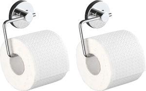 Vacuum-Loc® Toilettenpapierhalter Milazzo, Befestigung ohne bohren, 2er Set