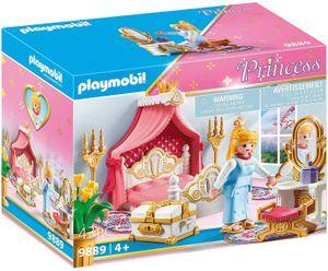 PLAYMOBIL® 9889 - Princess - Schlafzimmer mit Himmelbett