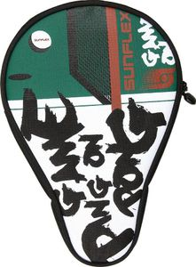 Sunflex Hülle für Tischtennisschläger Game on | Tischtennishülle Tischtennis TT Tabletennis