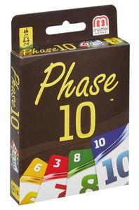 Mattel Games Phase 10, Memory, Junge/Mädchen, 7 Jahr(e)