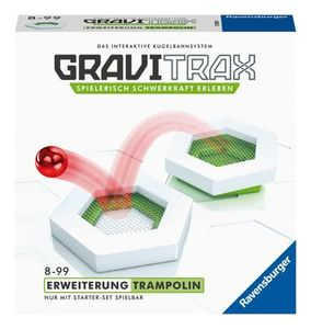 GraviTrax 27613 Trampolin Spielzeug, bunt & 27592 Hammerschlag Konstruktionsspielzeug