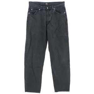 #5508 Hugo Boss, Arkansas ,  Herren Jeans Hose, Denim ohne  Stretch, anthrazit, W 34 L 32