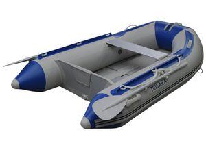 TRISARA Schlauchboot 230 cm / Motorisierung bis 4 PS