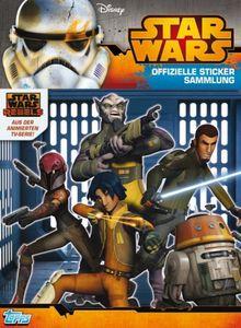 Star Wars - Rebels Sticker Album