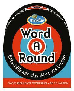 Thinkfun Familienspiel Logikspiel Word A Round 76307