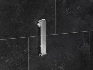 AMARE Badaccessoires faltbarer Handtuchhalter aus Edelstahl