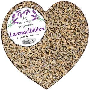 Lavendel getrocknet 1 kg Lavendelblüten getrocknet 1 kg Lavendelblüten getrocknet für Duftkissen Lavendelblueten Lavendel Blüten Duftkissen Füllung Lavender Petigi