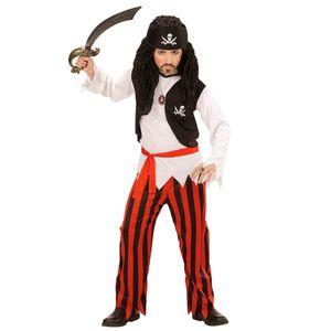 Pirat Kostüm Kinder # Gr. 128