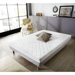 Komfortschaum Matratze, punktelastischer Kern, 90 x 190 cm, Gästematratze