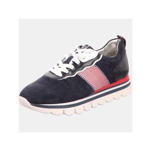Tamaris Damen Sneaker in Blau, Größe 37