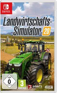 Landwirtschafts-Simulator 20 - Nintendo Switch