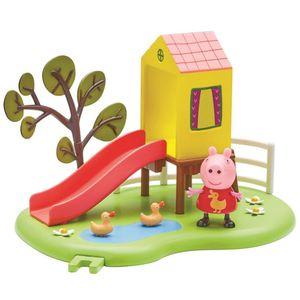 Rutsche   Spielset   Peppa Wutz   Peppa Pig   mit Figur Peppa