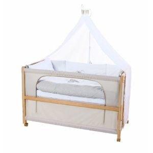 roba 16200-3 P105 - Room Bed Liebhabär Kinderbett 60x120 cm inkl. Zubehör