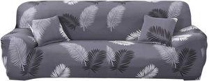 Sofahusse Sofabezug Drucken Stretchhusse Sesselbezug Sitzbezug, 3-Sitzer