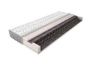 Matratze mit Bonellfederkern 014 -Größe: 90 x 200 cm, Höhe: 16 cm