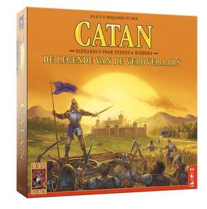 999 Games brettspiel Catan: Die Legende von den Eroberern