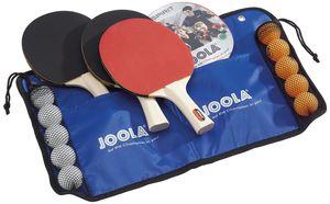JOOLA Set Family, Tischtennis-Schläger-Set