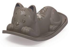 Smoby Katzen-Wippe, grau,830105