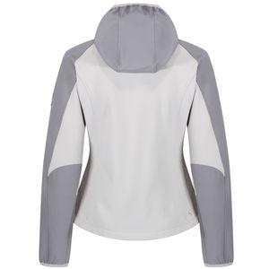Regatta Damen Softshelljacke Arec II mit Kapuze, Farbe:Schwarz, Damen Größen:38
