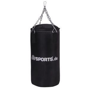 ScSPORTS® Boxset mit 60 x 30 cm großem Boxsack und Boxhandschuhen