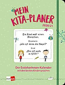Mein Kita-Planer 2020/21