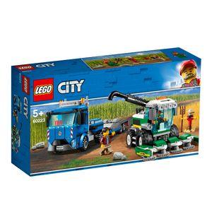 LEGO® City Transporter für Mähdrescher, 60223