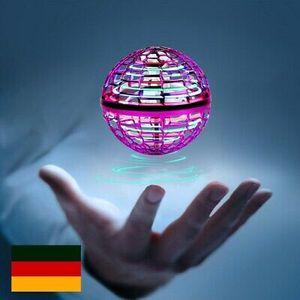 UFO Pro Gyro Spinner Fliegende Spielzeug Hand Betrieben Drohnen Stress Release Fidget Spinner