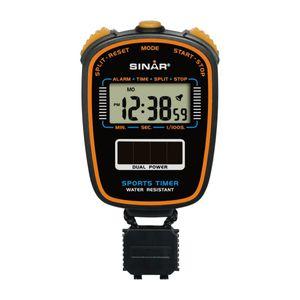SINAR Uhr Digitale Solar Stoppuhr Modell ST-11