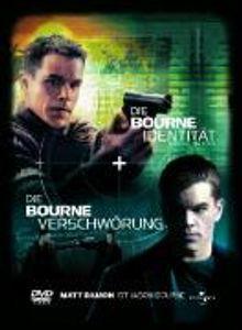 Gilroy, T: Bourne Identität & Die Bourne Verschwörung