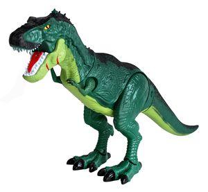 Dinosaurier Roboter Fernbedienung Licht Toneffekte kalter Dampf 9444