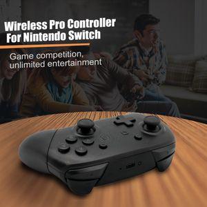 Wireless Pro Gaming Controller Gamepad Joystick Fernbedienung fuer Nintendo Switch Konsole