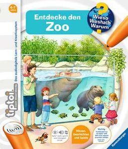 Bd. 20, Entdecke den Zoo