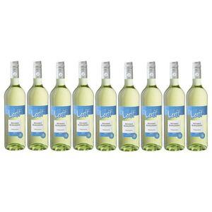 Weißwein Pfalz Weißer Burgunder Leoff trocken  (9 x 0,75L)
