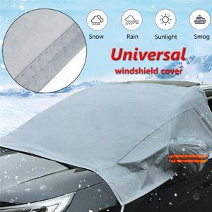 Frontscheibenabdeckung Spiegel Winterabdeckung Auto Abdeckung Eis Schnee Cover