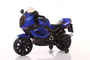 Elektrokindermotorrad Elektromotorrad Kindermotorrad elektro Kinderauto Motorrad, Farbe:Blau