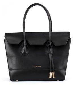 COCCINELLE Bristol Smooth Handbag Nero