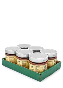 KoRo | Pesto Rosso Vegan  6 x 180 g