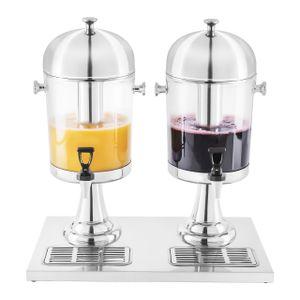 Royal Catering Saftspender - 2 x 7 Liter