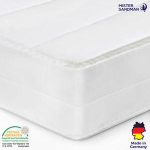 Hochwertige 7 Zonen Kaltschaummatratze 160x200 H2 hergestellt in  Deutschland