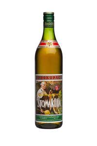 Kräuterschnaps Stomaklija Starker Prokupac aus Serbien 1L