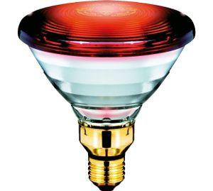 Philips Infrarot PAR38 Leuchtmittel 150W E27 Lampe Licht Wärmelampe