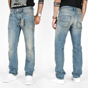 Diesel - Tapered Fit Jeans - Buster 084ZI, Größe:W32, Schrittlänge:L32