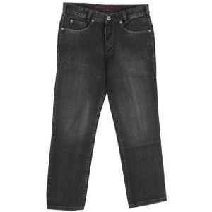 23728 Joker, Clark,  Herren Jeans Hose, Denim ohne Stretch, black, W 33 L 30
