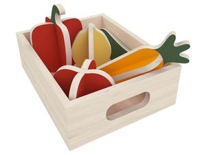 Gemüse-Kiste, Flexa Shop