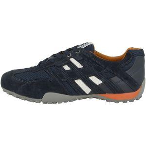 GEOX Herren Sneaker Blau Schuhe, Größe:42