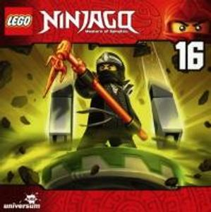 Lego: Ninjago - Masters of Spinjitzu (CD 16)