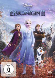 Walt Disney DVD DIE EISKÖNIGIN 2 - FROZEN II