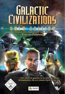 Galactic Civilizations - Gold Edition